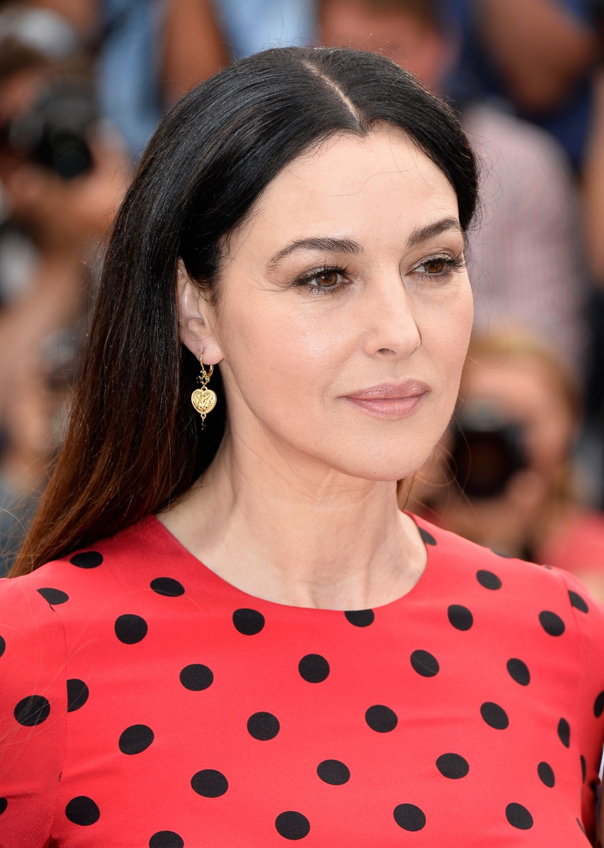 monica bellucci makeup