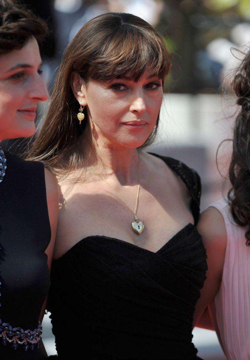 MONICA BELLUCCI at LeMeraviglie Premiere at Cannes Film Festival ...