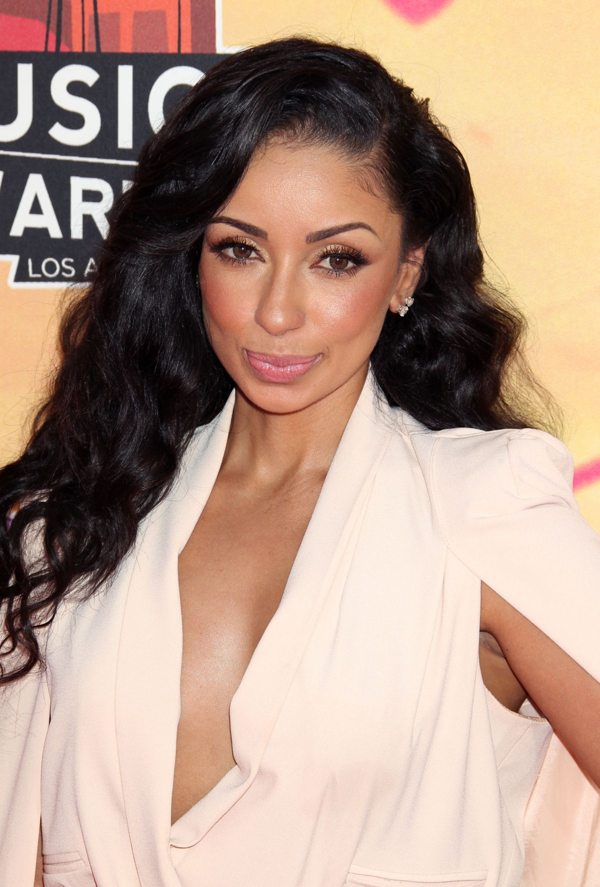 MYA HARRISON at iHeartRadio Music Awards 2014 in Los Angeles