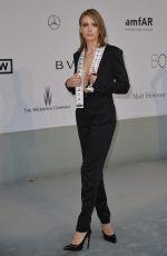 OLGA SOROKINA at AMFAR's 21st Cinema Against Aids Gala in Cap D'Antibes