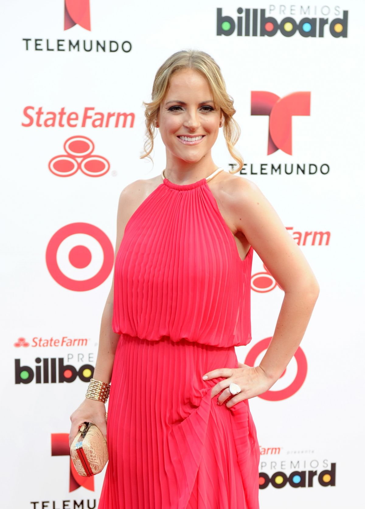 PALOMA MARQUEZ at 2014 Billboard Latin Music Awards in Miami