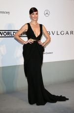 PAZ VEGA at AMFAR's 21st Cinema Against Aids Gala in Cap D'Antibes