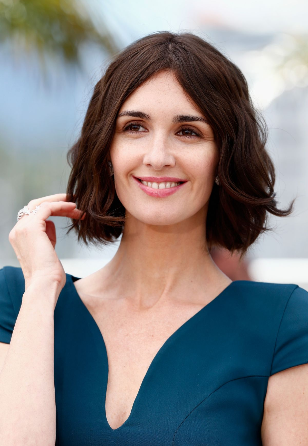 PAZ VEGA at Grace of Monaco Photocall at Cannes Film Festival 2014