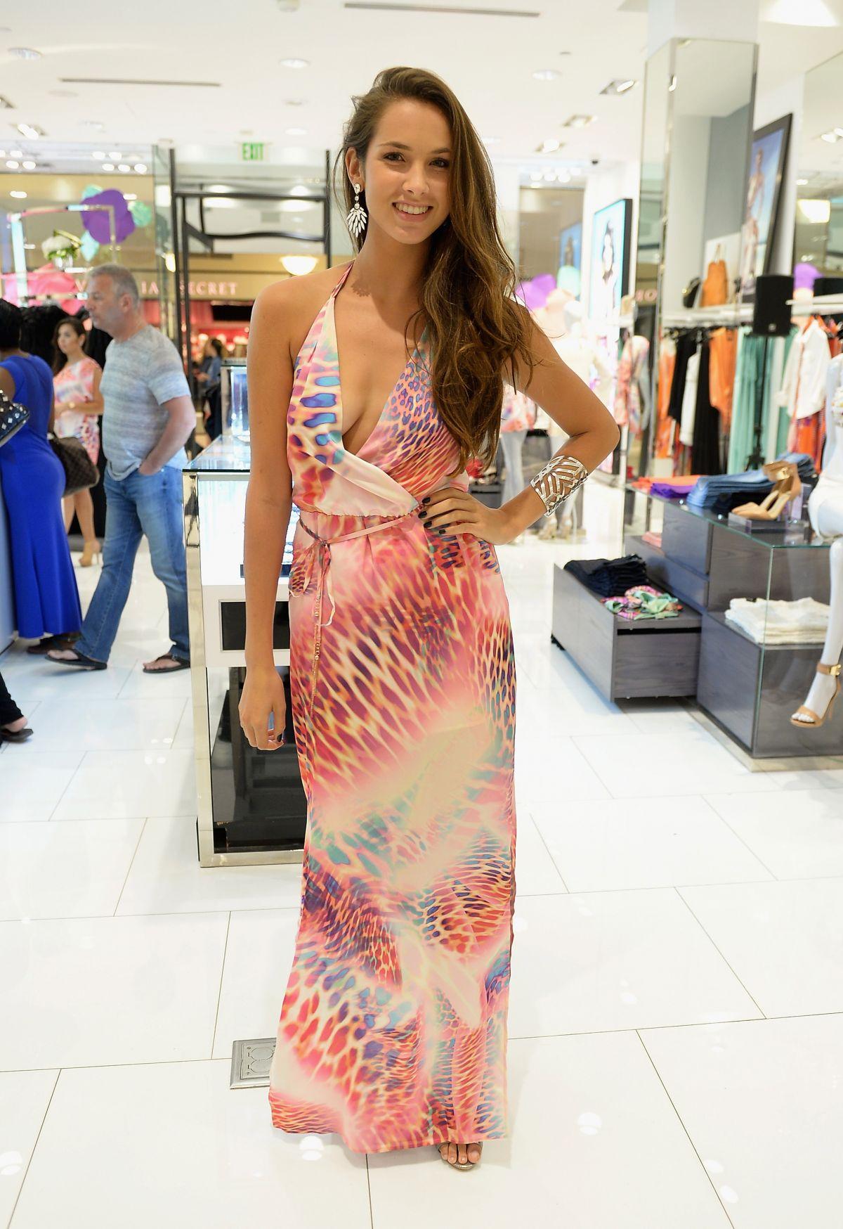 ROMANE RECALDE at Marciano Aventura Celebrates Dress Month