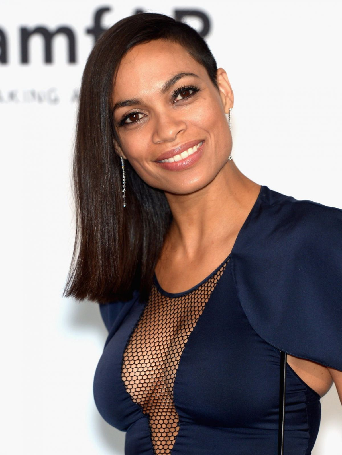 ROSARIO DAWSON at AMFAR's 21st Cinema Against Aids Gala in Cap D ...