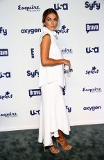 SERINDA SWAN at NBC/Universal Cable Entertainment Upfront Presentation in New York