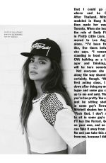 SHAY MITCHELL in Nylon Magazie, May 2014 Issue