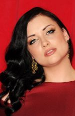 SHONA MCGARTY at British Soap Awards 2014 in London