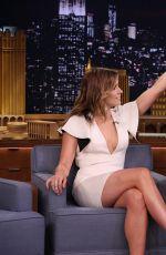 SOPHIA BUSH at Tonight Show Starring Jimmy Fallon in New York