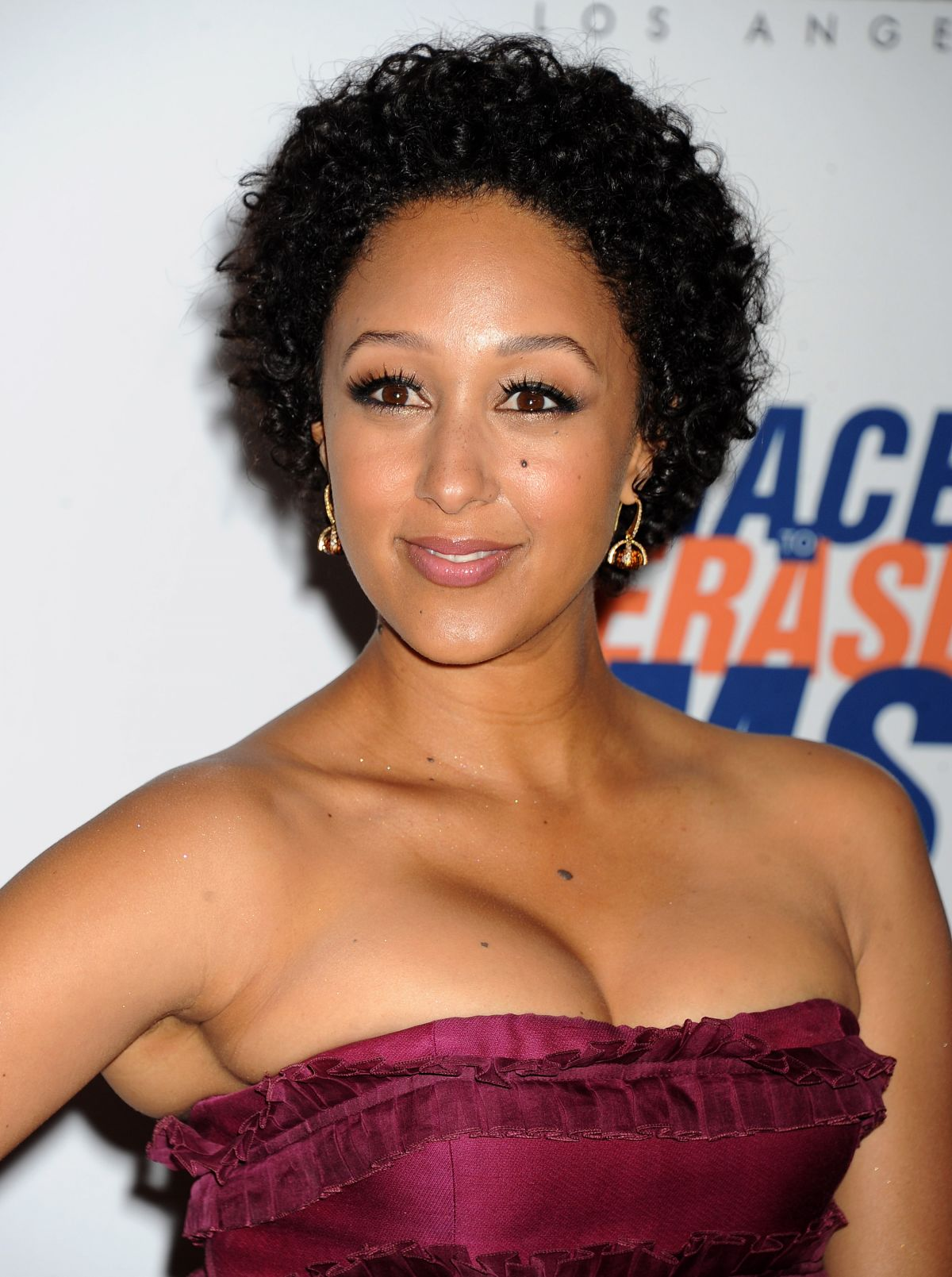 TAMERA MOWRY at Race to Erase Ms, 2014 in Century City
