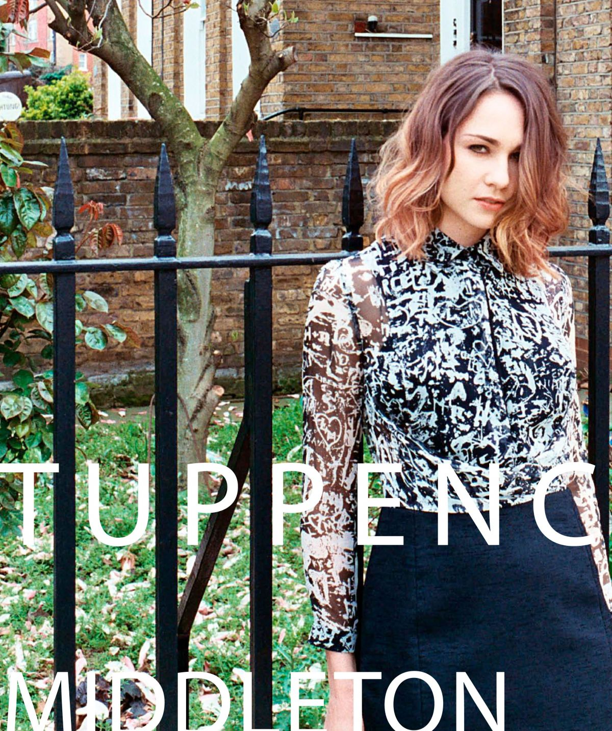 TUPPENCE MIDDLETON in Nylon Magazie, May 2014 Issue