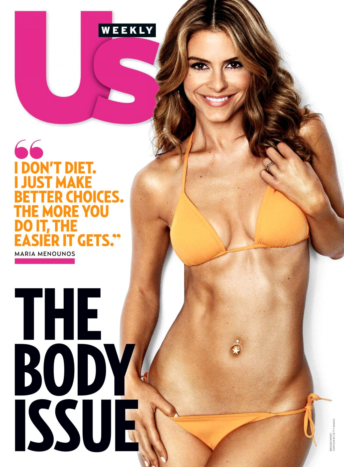 US Weekly The Body Issue, june 2014