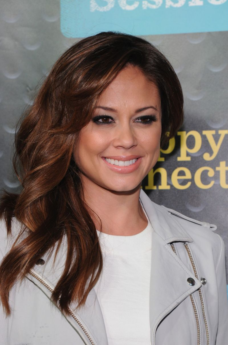 VANESSA LACHEY at Sprint Sound Sessions in New York ...