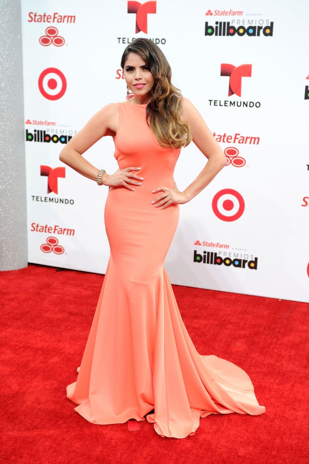 YAREL RAMOS at 2014 Billboard Latin Music Awards in Miami
