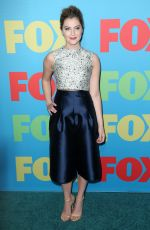 ZOE LEVIN at FOX Upfront Presentation in New York
