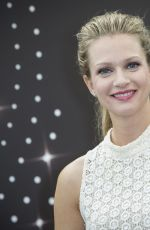 A.J. COOK at 2014 Monte Carlo TV Festival Photocall