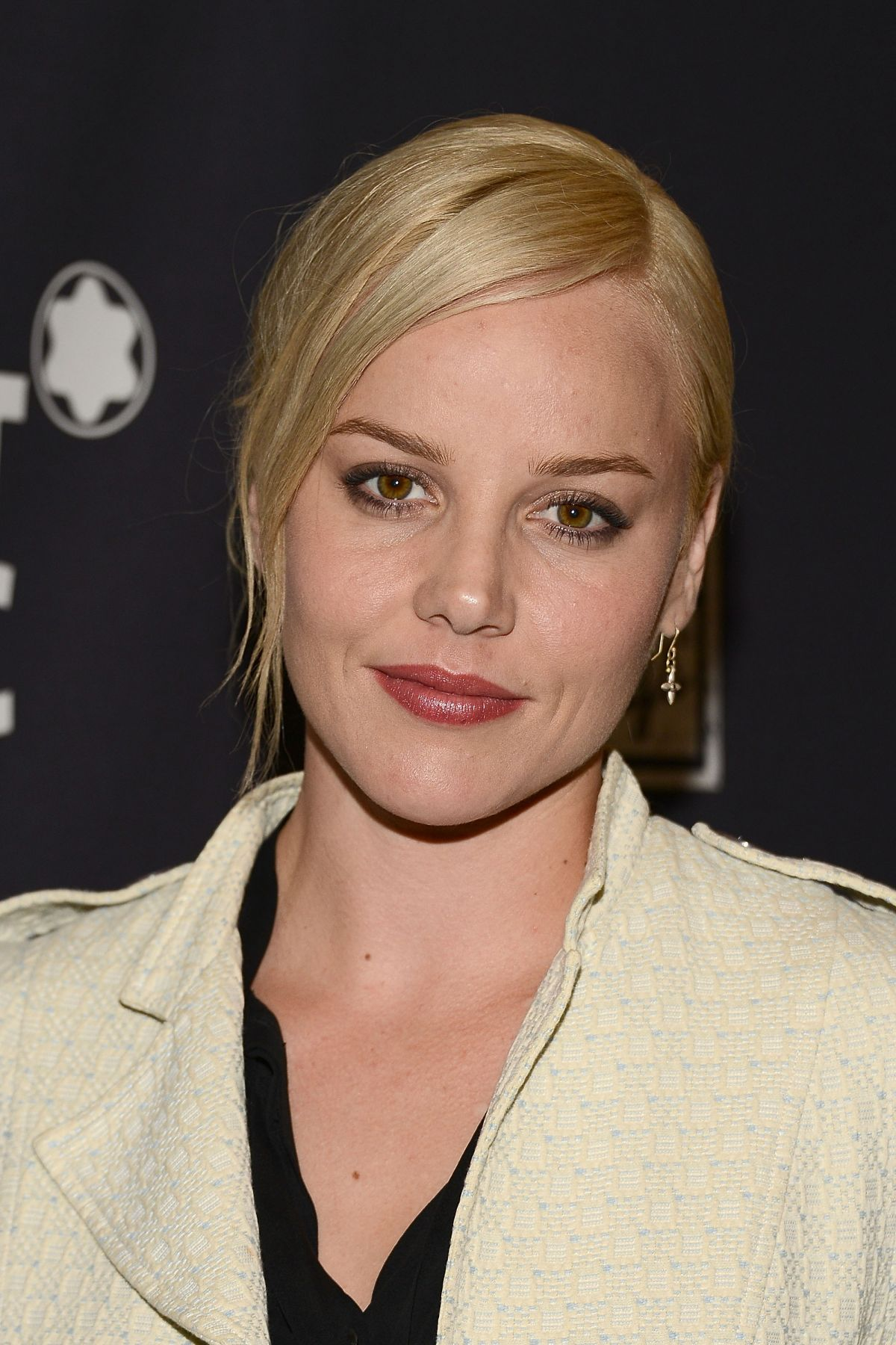 ABBIE CORNISH At Montblanc And Urban Arts 24 Hr Plays In