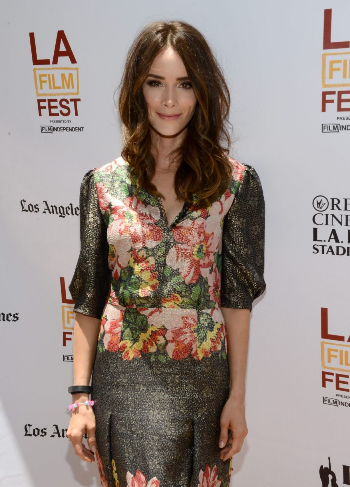 ABIGAIL SPENCER at Coffee Talks: Actors 2014 LA Film Festival