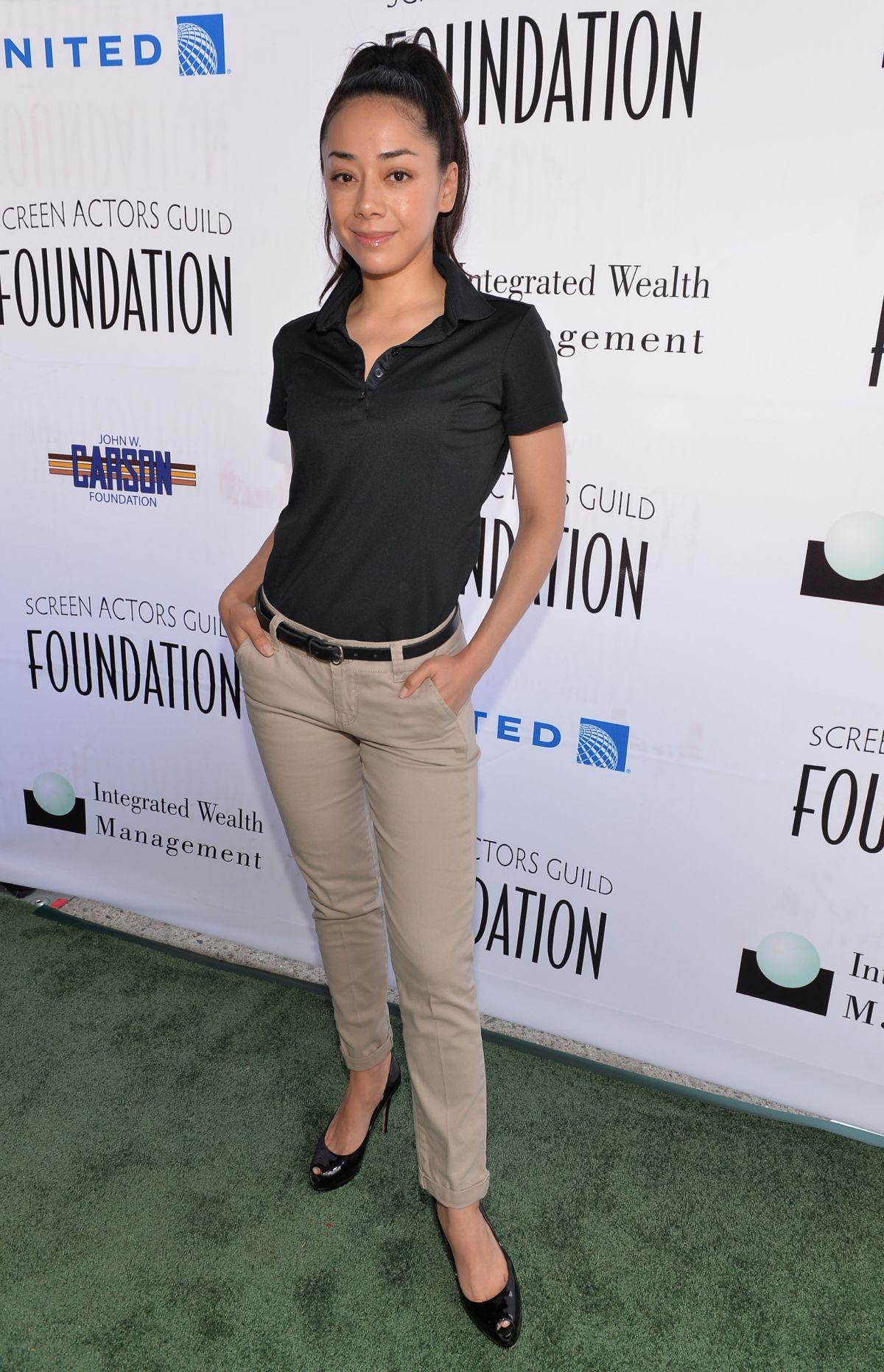 AIMEE GARCIA at Actors For Actors LA Golf Classic