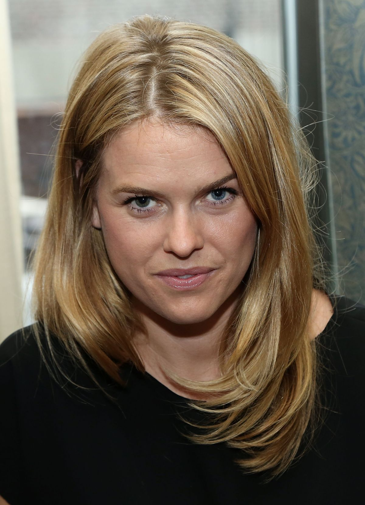 Alice eve at brits to watch bafta event in new york