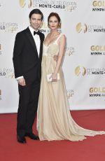 ALYSSA CAMPANELLA at 2014 Monte Carlo TV Festival Closing Ceremony