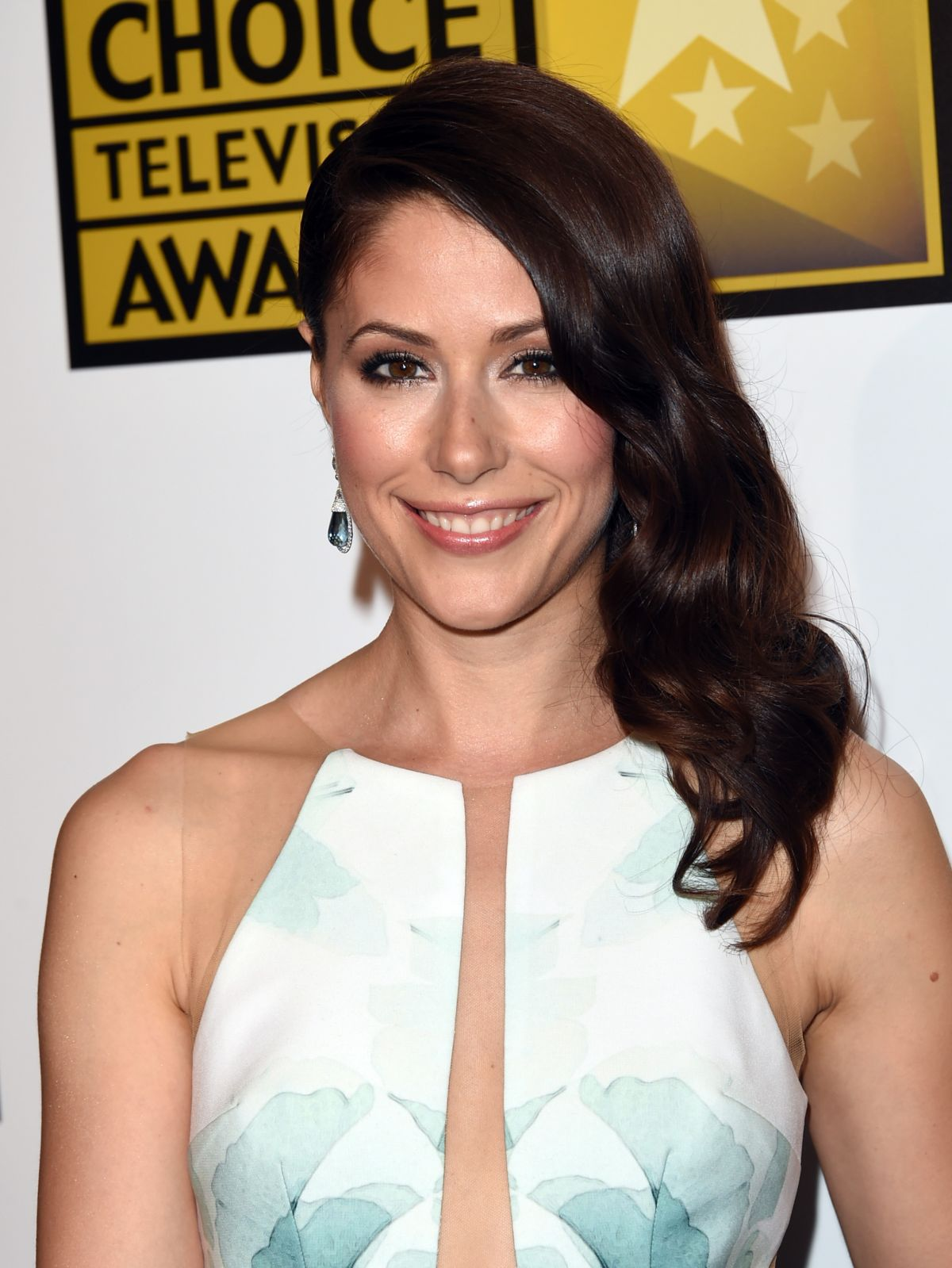 AMANDA CREW at 2014 Critics Choice Television Awards in Beverly Hills