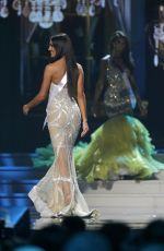 AMANDA SOLTERO at Miss USA 2014 Preliminary Competition