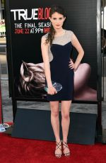 AMELIA ROSE BLAIRE at True Blood Season 7 Premiere in Hollywood