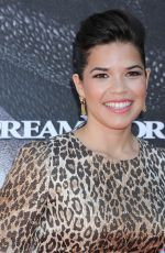 AMERICA FERRERA at How to Train Your Dragon 2 Premiere in Los Angeles