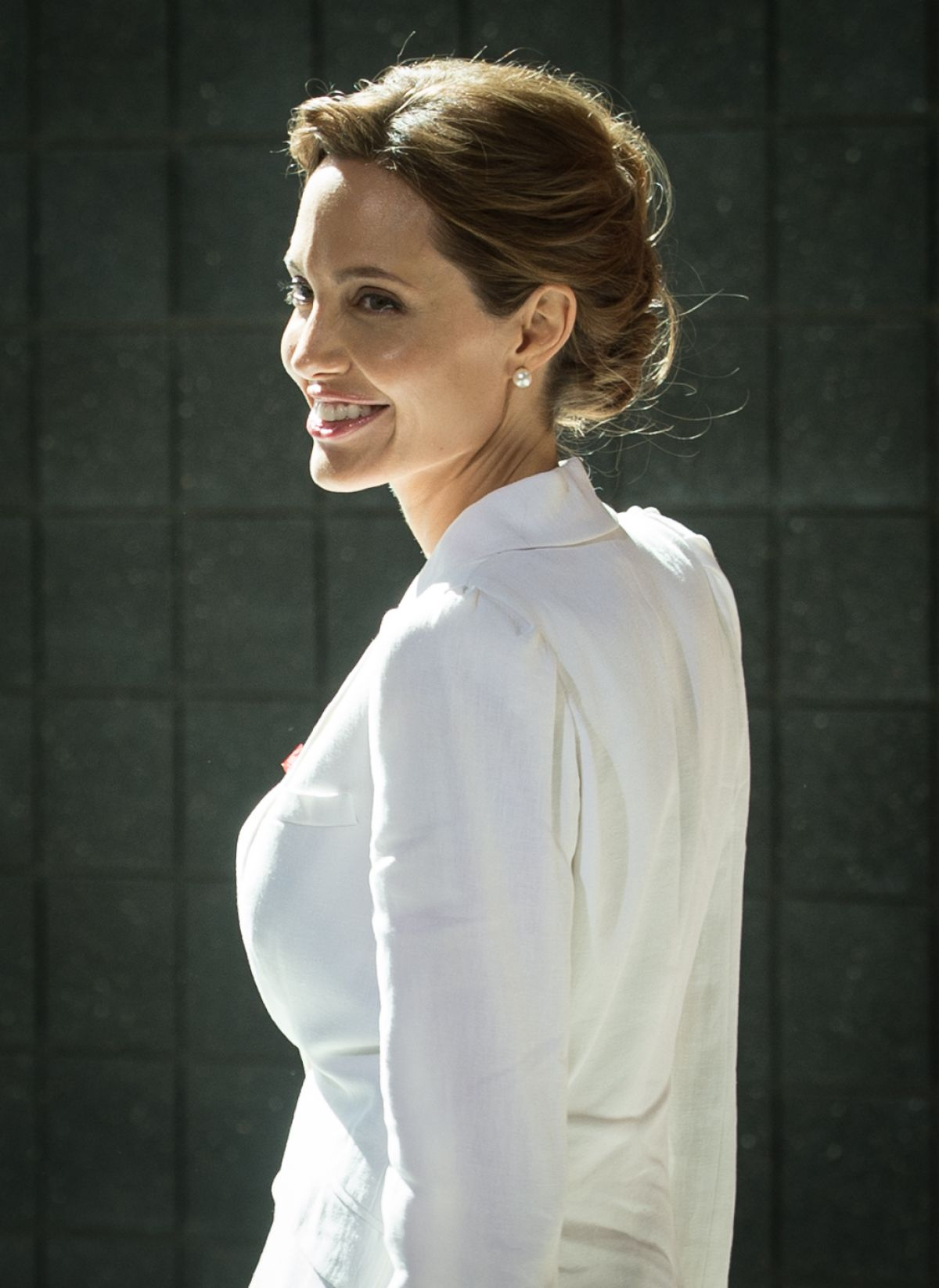 ... Summit to End Sexual Violence in Conflict - HawtCelebs - HawtCelebs: http://www.hawtcelebs.com/angelina-jolie-at-global-summit-to-end-sexual-violence-in-conflict/
