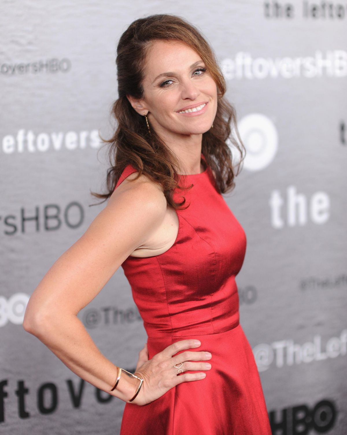 AMY BRENNEMAN at The Leftovers Premiere in New York