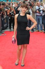 ANNABEL SCHOLEY at In the Wings on a World Stage Premiere in London