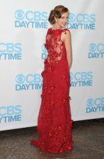 ASHLYN PEARCE at Daytime Creative Arts Emmy Awards in Los Angeles