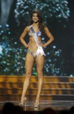 AUDREY BANACH at Miss USA 2014 Preliminary Competition
