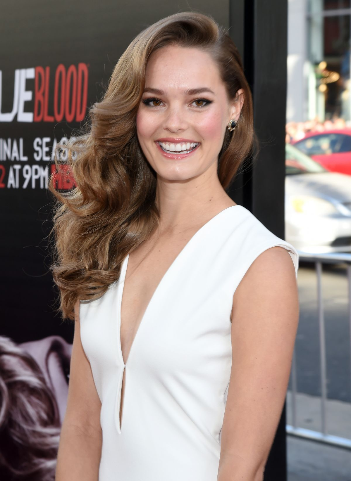 BAILEY NOBLE at True Blood Season 7 Premiere in Hollywood