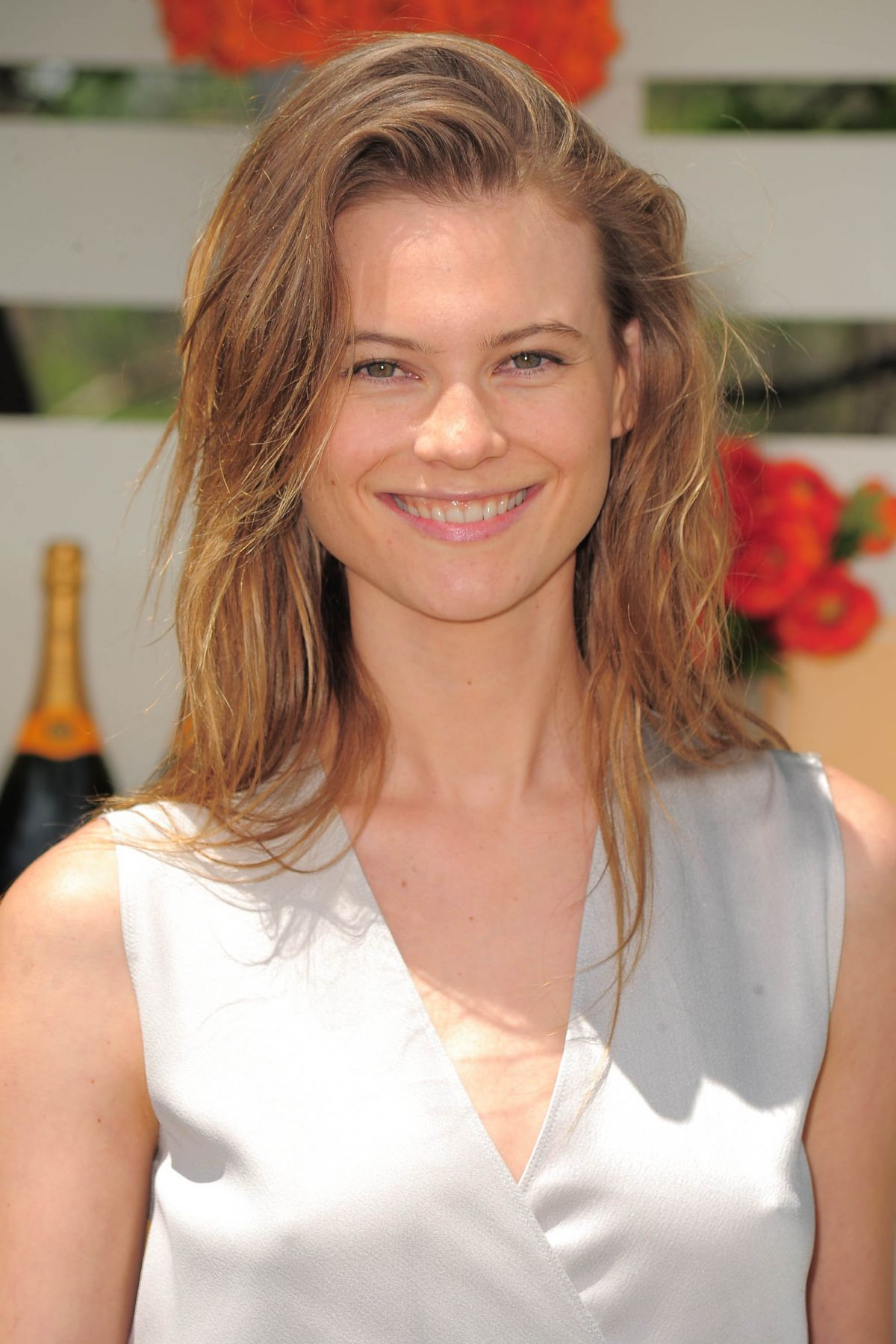BEHATI PRINSLOO at Veuve Clicquot Polo Classic in Jersey City