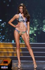 BRITTANY OLDEHOFF at Miss USA 2014 Preliminary Competition