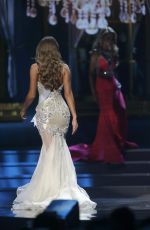 BROOKLYNNE YOUNG at Miss USA 2014 Preliminary Competition