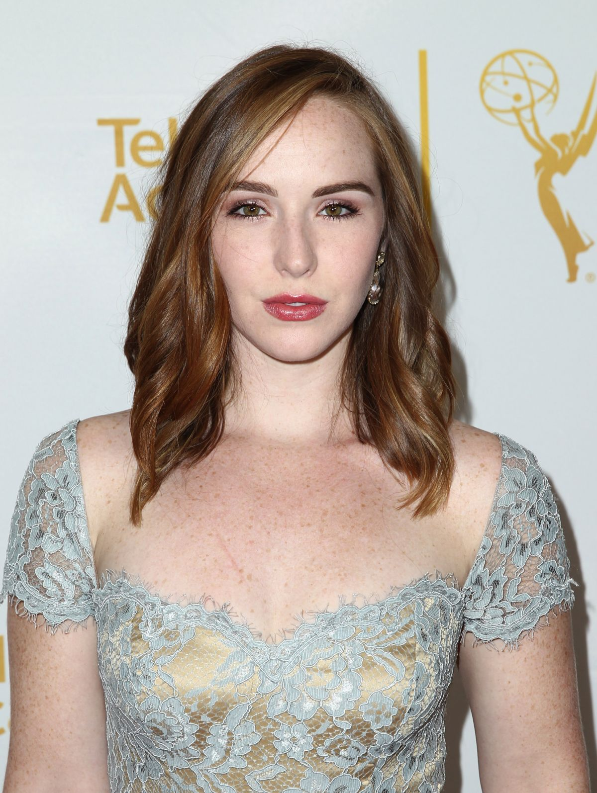 CAMRYN GRIMES at Daytime Emmy Nominee Reception