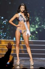 CANDACE KENDALL at Miss USA 2014 Preliminary Competition