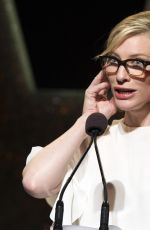 CATE BLANCHETT at Women in Film 2014 Crystal and Lucy Awards in Los Angeles