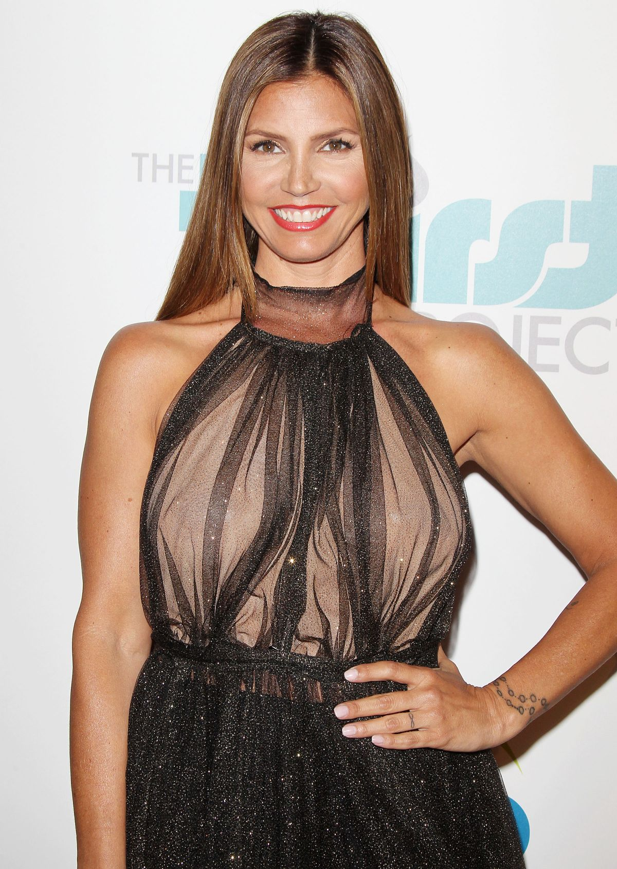 CHARISMA CARPENTER at 2014 Thirst Gala in Los Angeles