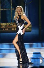 CHARISSE HAISLOP at Miss USA 2014 Preliminary Competition