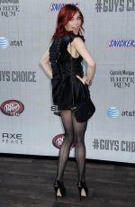 CHLOE DYSKTRA at Spike TV's Guys Choice Awards in Culver City