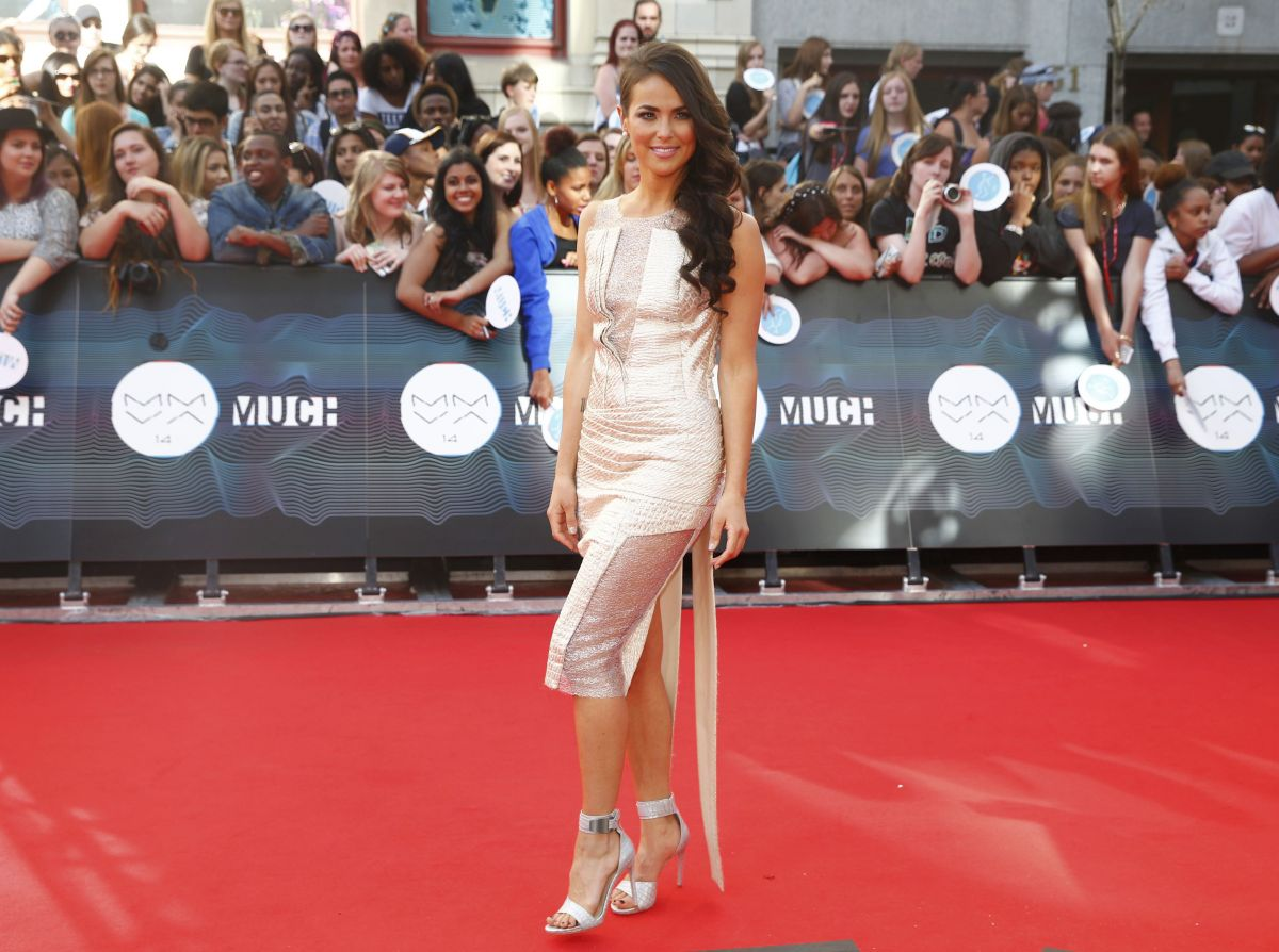 CHLOE WILDE at Muchmusic Video Awards in Toronto