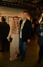 CLARE BOWEN at 2014 CMT Music Awards in Nashville