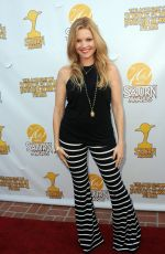 CLARE KRAMER at 2014 Saturn Awards in Burbank