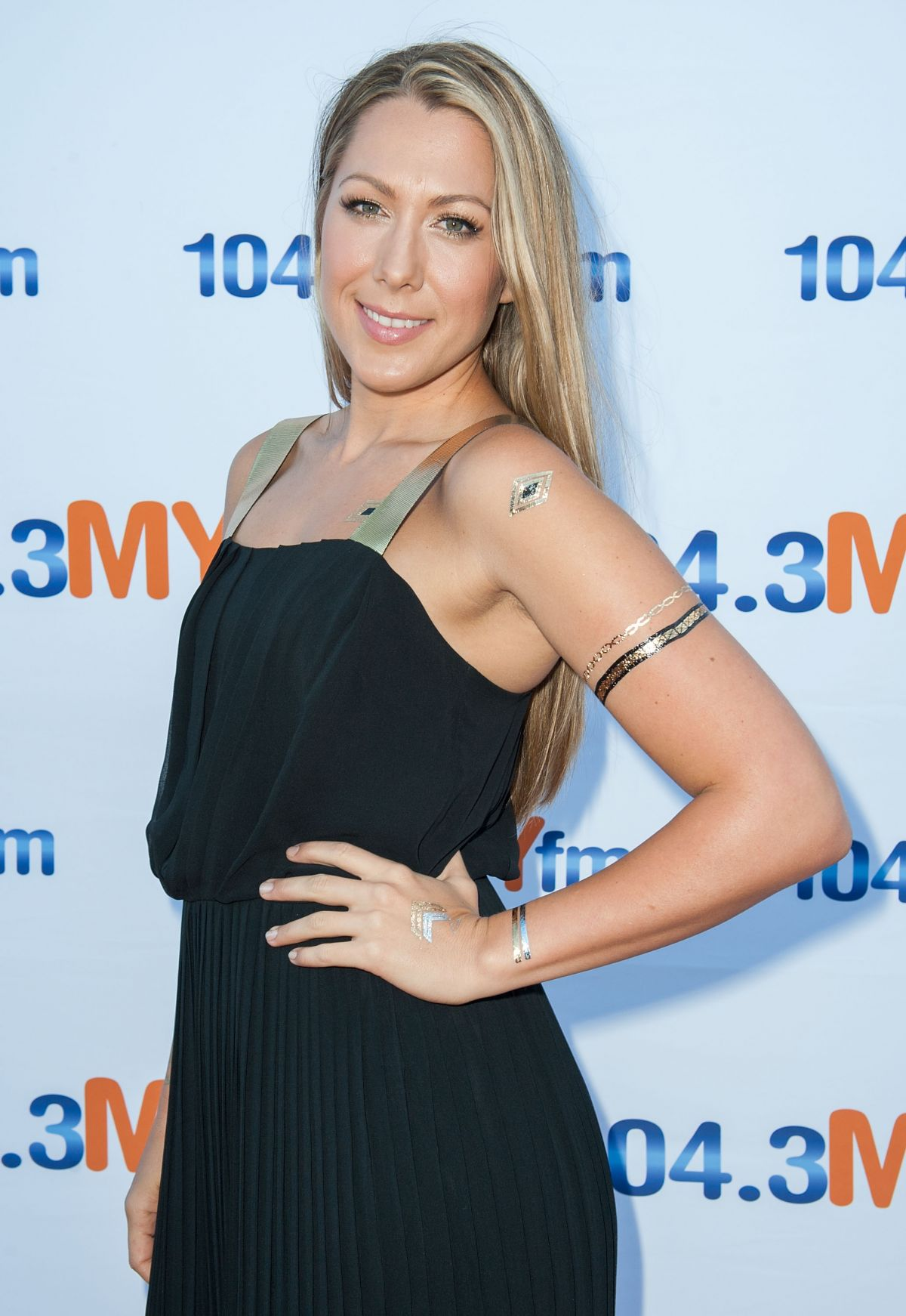 COLBIE CAILLAT at 104.3 MY FM Presents My Big Night Out in Hollywood