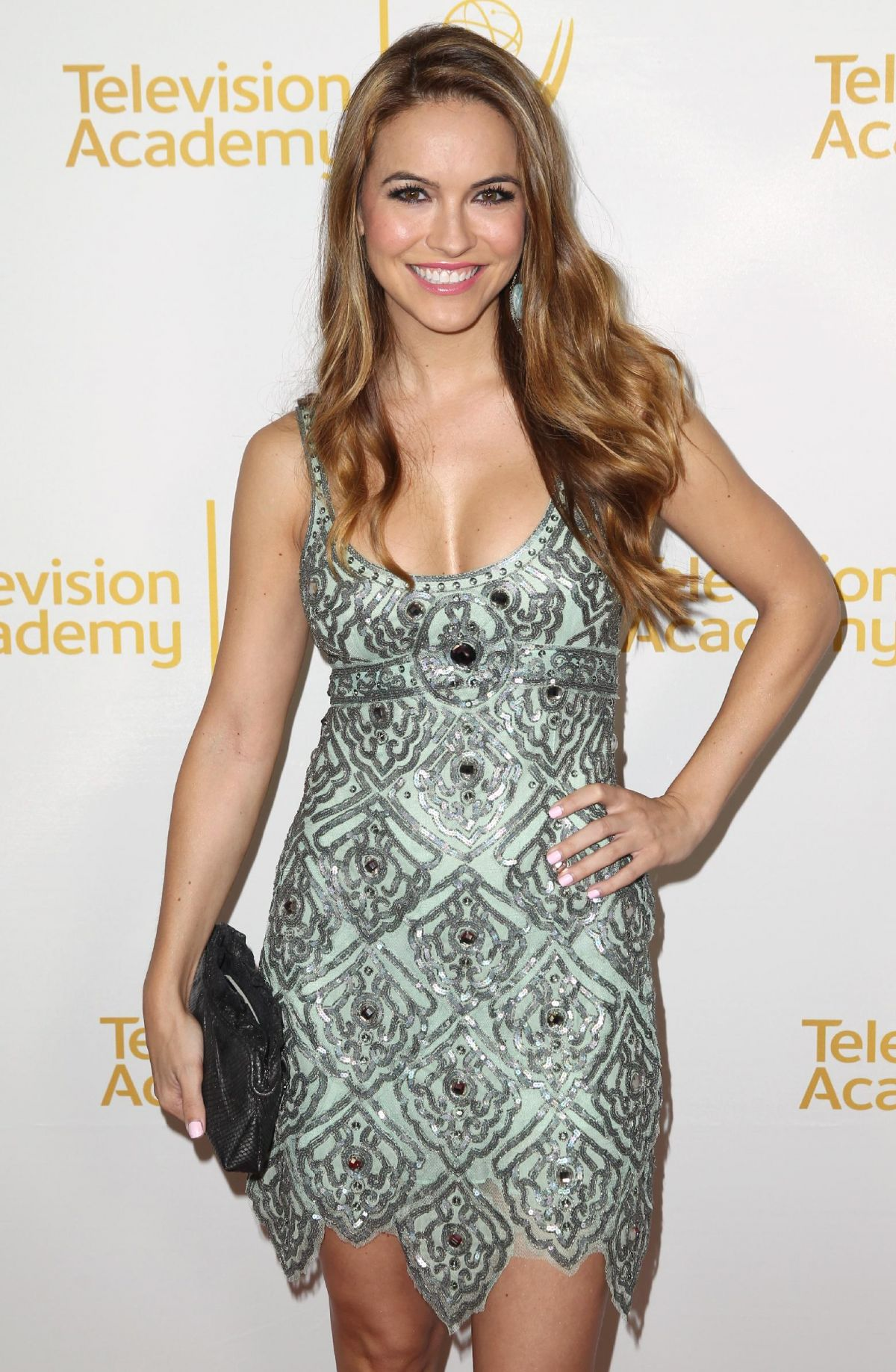 CRISHELL STAUSE at Daytime Emmy Nominee Reception