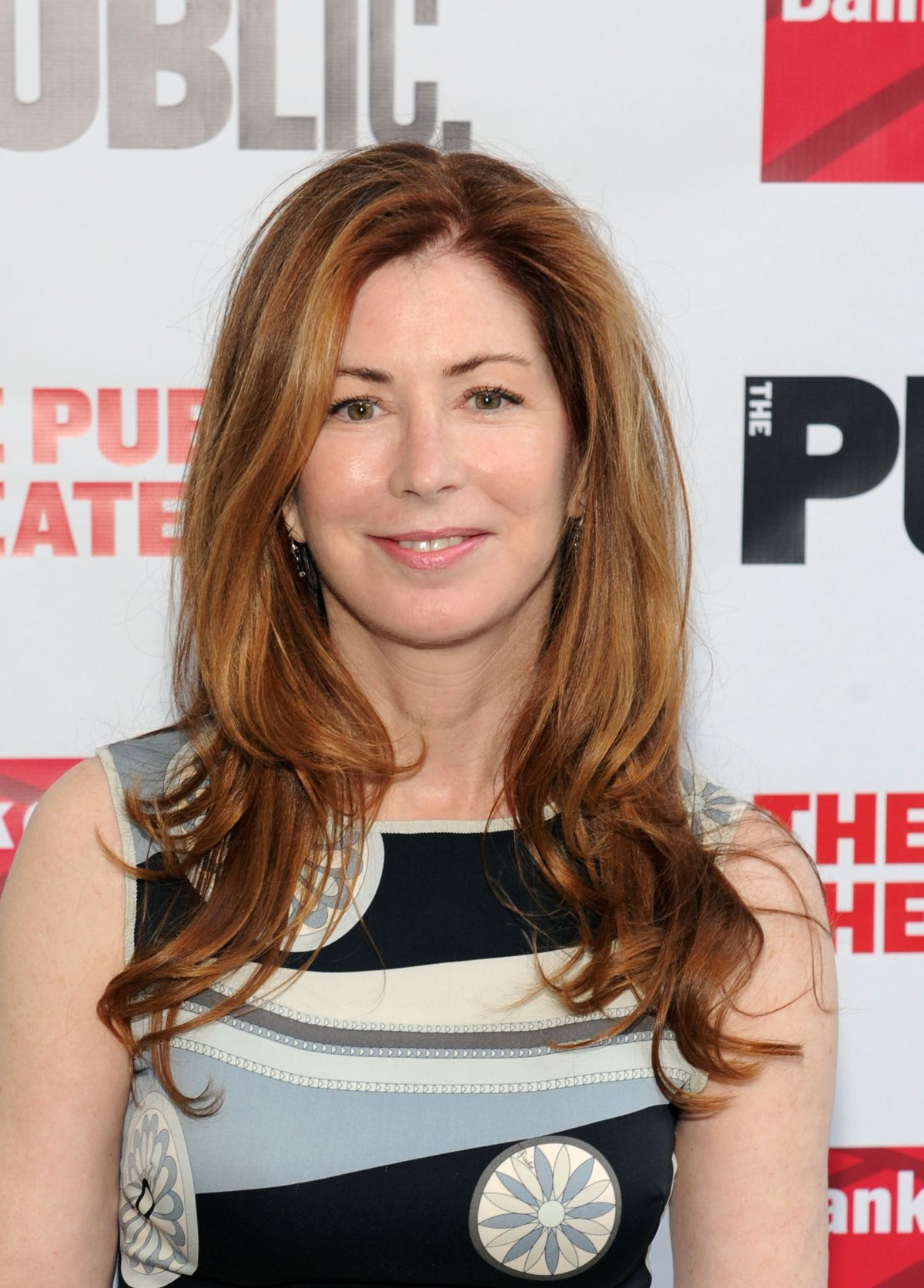 DANA DELANY at Much Ado About Nothing Opening Night in New York